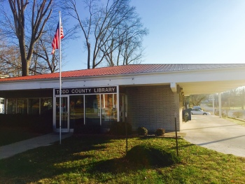 Todd County Library